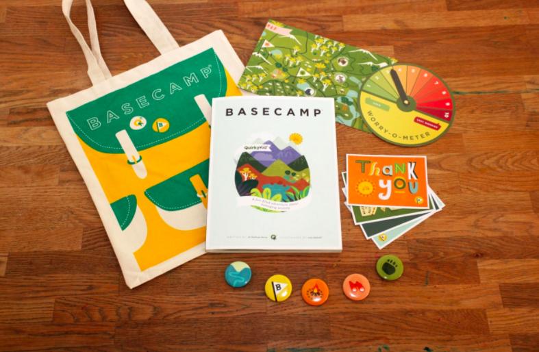 BaseCamp pack